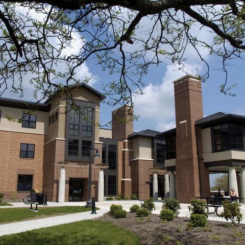Stopher-Johnson Halls at Kent State University