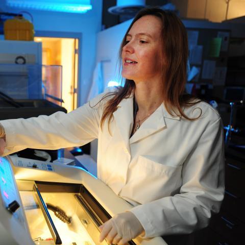 Biology Researcher