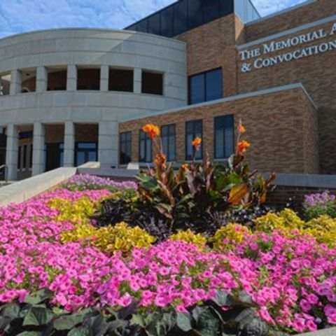 Summer at The Memorial Athletic and Convocation Center