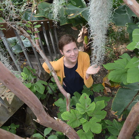 Dr. Beth Herndon, Assistant Professor of Geology