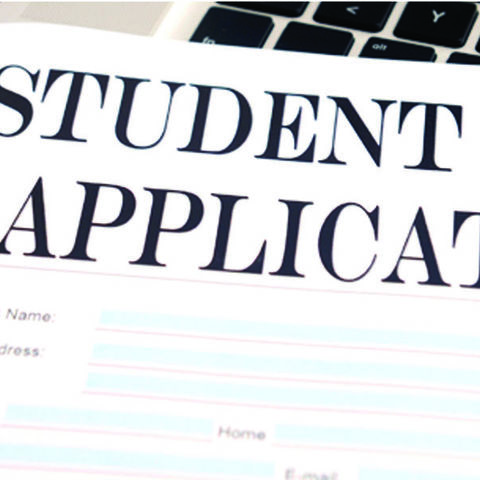 Financial Aid application information at Kent State Trumbull