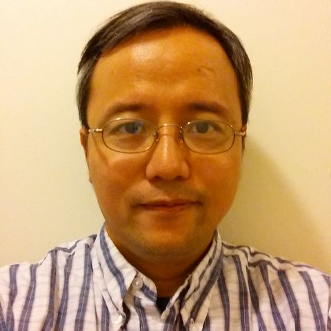 Chemistry Professor Hanbin Mao recently received the first federal funding grant for his work on single-molecule mechano-chemical sensing