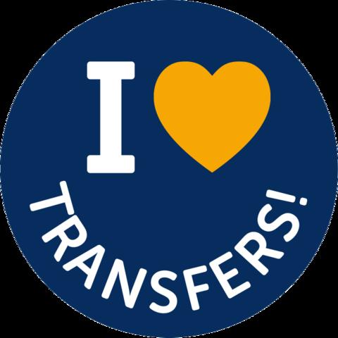 I love transfers