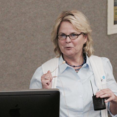 Faculty speaking