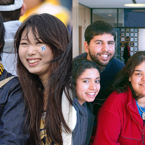 Kent State has student organizations for numerous international interests, cultures and countries.