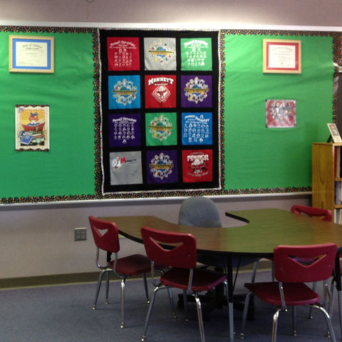 Picture of a K-3 Classroom