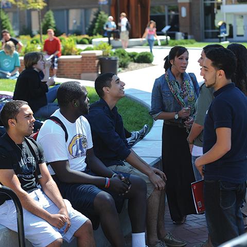 Kent State International Students