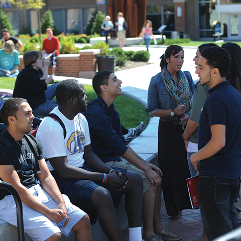 Kent State International Students