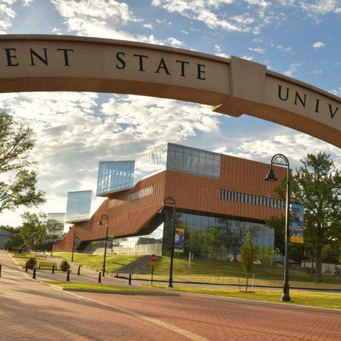 Kent State University Arch
