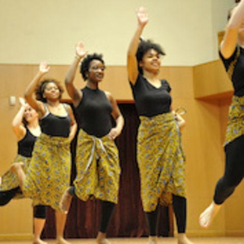 Pan African Dance