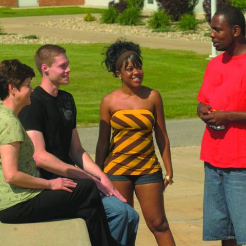 Students enjoy summer conversation at Kent State Trumbull