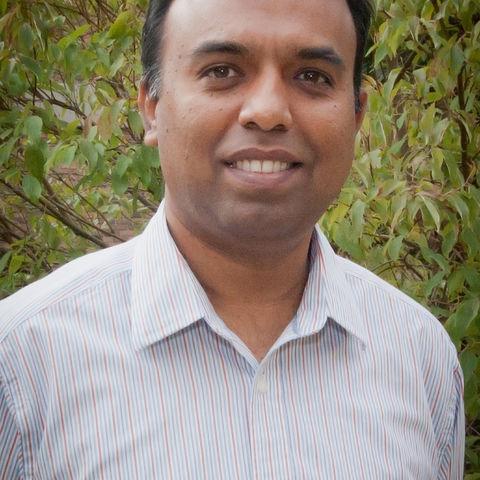 New Kent State research faculty Dr. Sanjaya Abeysirigunawardena
