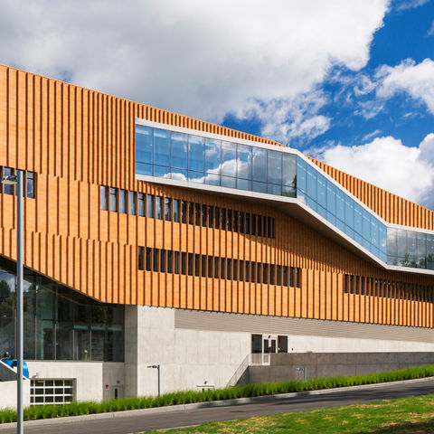 The College of Architecture and Environmental Design at Kent State University