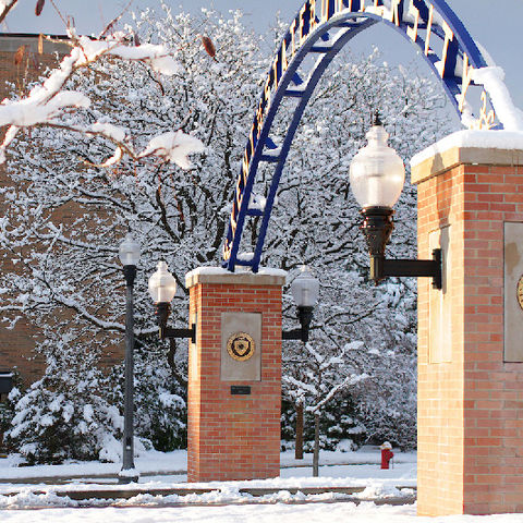 Cold Weather at Kent State
