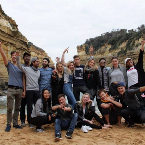 Students Abroad in Australia