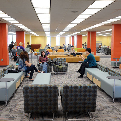 Fab Fourth Lounge for Students
