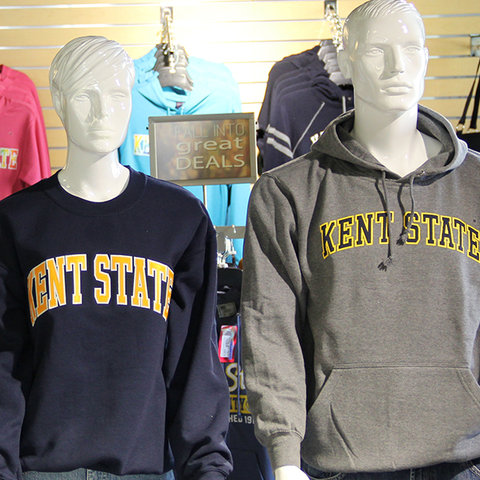 The Kent State Ashtabula Barnes and Noble College Store is conveniently located on campus to meet students' needs