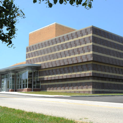 TeleProductions is located in the Center for the Performing Arts