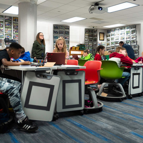 Research Center for Educational Tech - AT&T Classroom