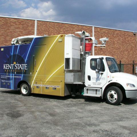 Satellite Truck
