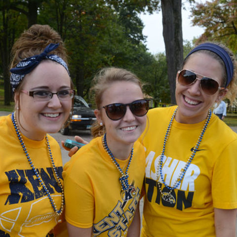 Undergraduate Admissions at Kent State University