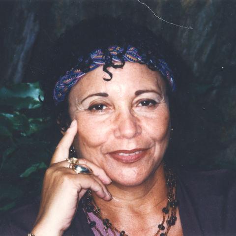 Virginia Hamilton Headshot