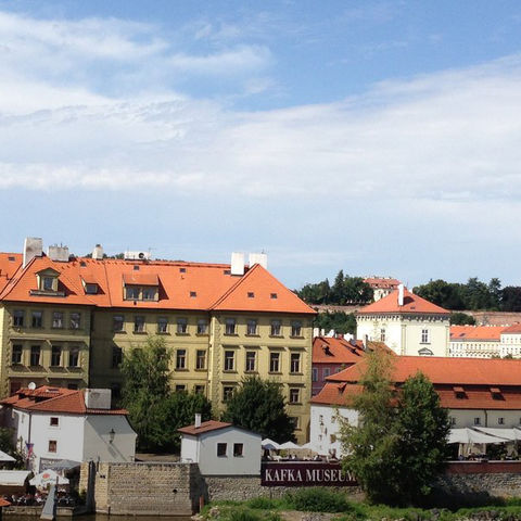 CCI students can spend a semester studying in Prague taking journalism courses that will apply to their degree program and other relevant electives that are important for all communication majors.