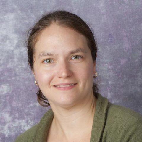 Photo of Mary Torregrossa, Ph.D.