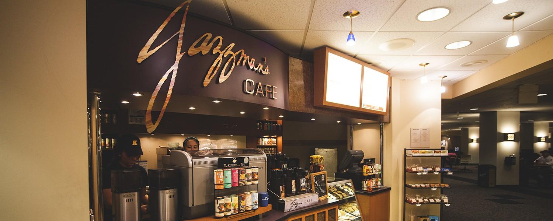 Jazzman S Cafe Kent State