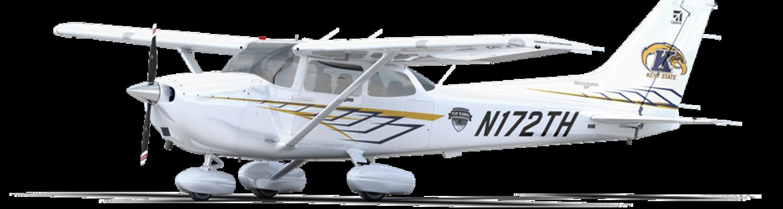 photo aircraft Cessna 172-Top Hawk