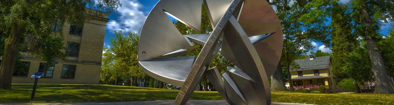 """""""Star Sphere 2010"""" by Susan Ewing."""