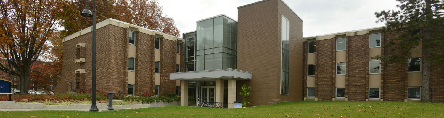 Harbout Hall, home of Compliance and Risk Management