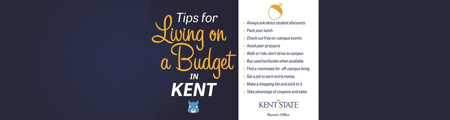 10 Tips For Living On A Budget