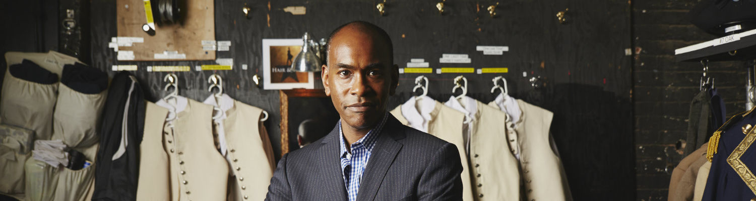 Tony and Emmy award-winning costume design Paul Tazewell visits KSU Monday, Sept. 25 at 7 p.m. - free and open to all!