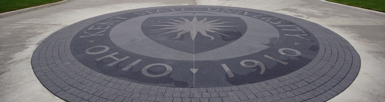 Part of the new Student Green located in front of the Risman Plaza.