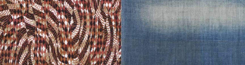 Threads: New Work by Janice Lessman-Moss & Rowland Ricketts