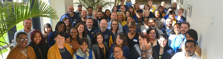 Group photo of UDAC