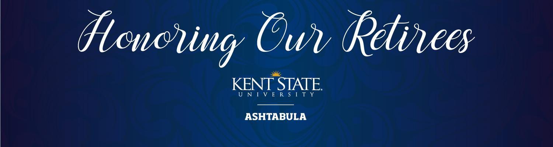 Ashtabula Campus Retirees Celebration Banner