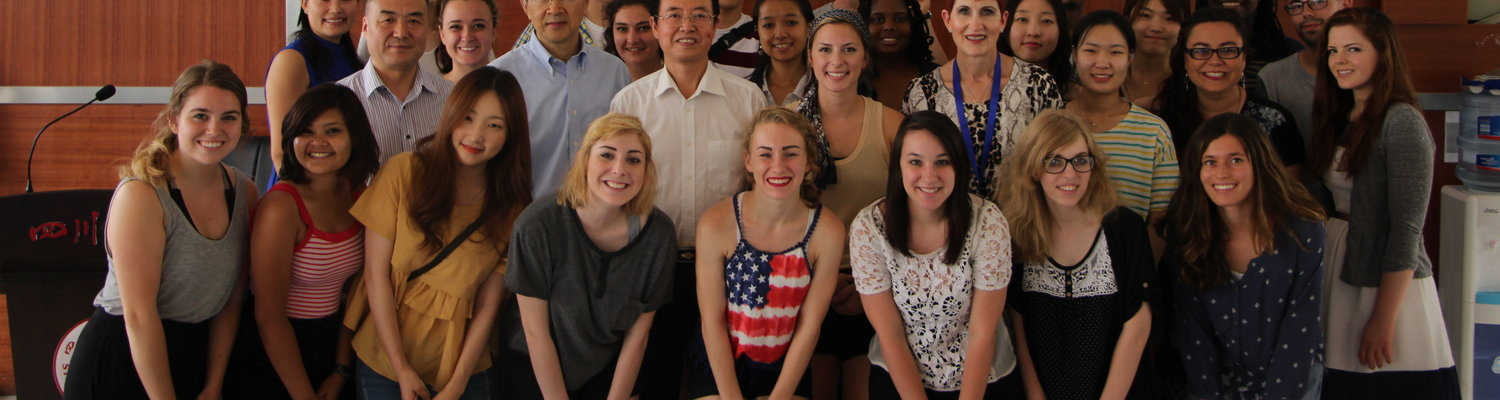 Kent State students are in China at the Sichuan University Summer Immersion Program through July 17.