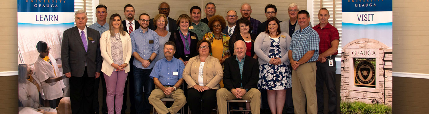 Kent State Geauga and Regional Academic Center Advisory Board