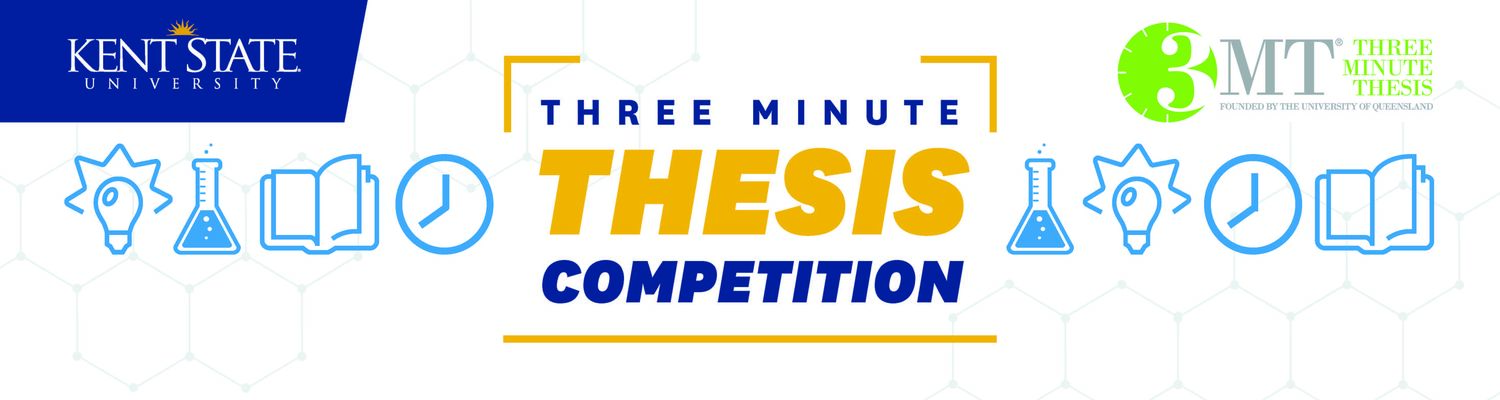 Three Minute Thesis Competition Logo