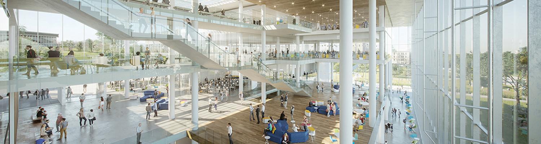 Big Main Lobby