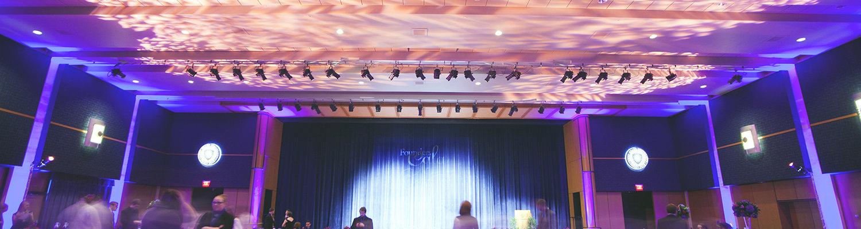 Kent Student Center Ballroom