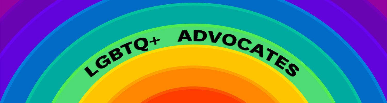 LGBTQ+ Columbiana County Campuses of Kent State University Advocates logo