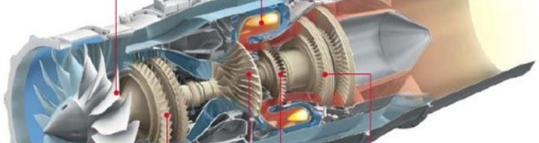 diagram, turbofan