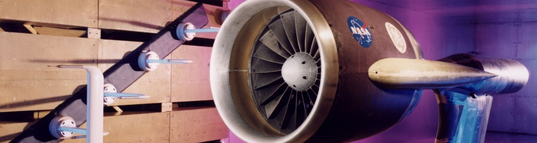 photo, NASA engine