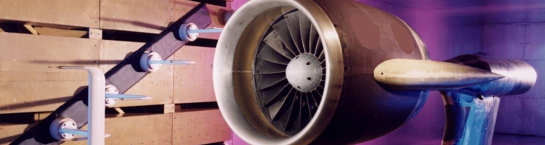 photo mounted engine aerospace engineering