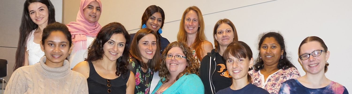 Women in Math Graduate Students Spring 2018