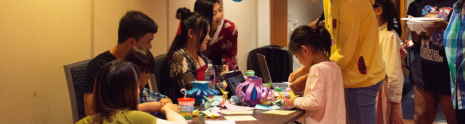 Mid-Autumn Festival at Kent State 2019