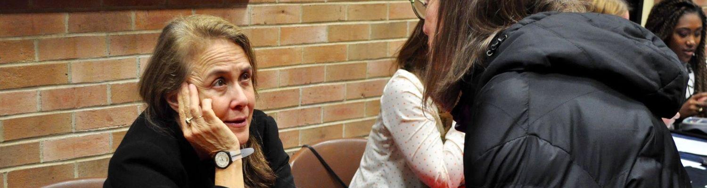 Naomi Shihab Nye Book Signing